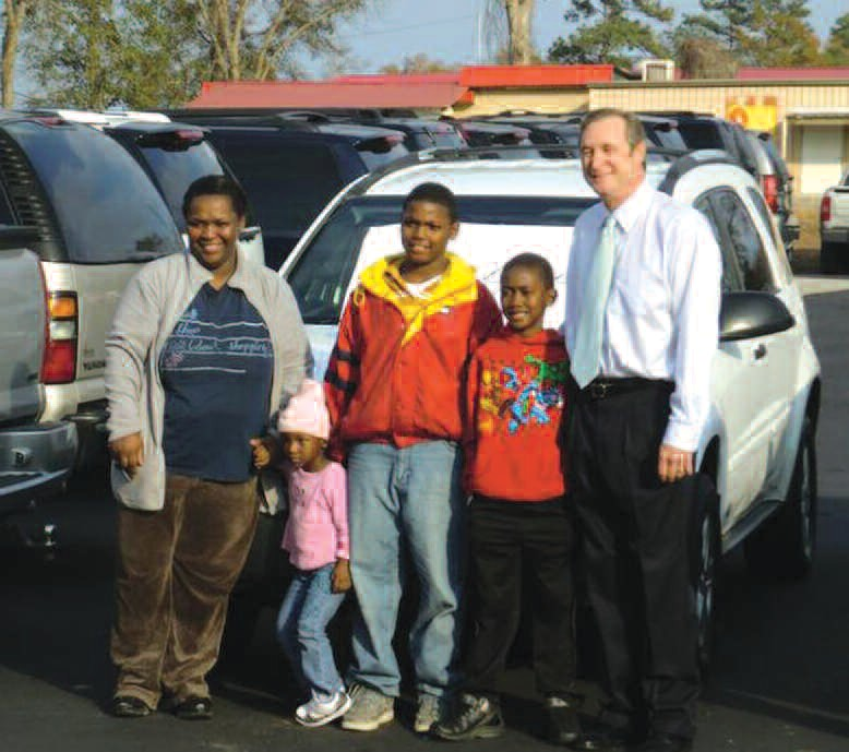 Nesmith Chevrolet Awards Three Vehicles To Local Residents