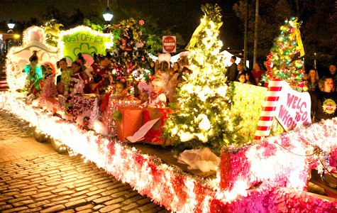 join the savannah riverfront for their annual christmas on the river lighted - Christmas On The River