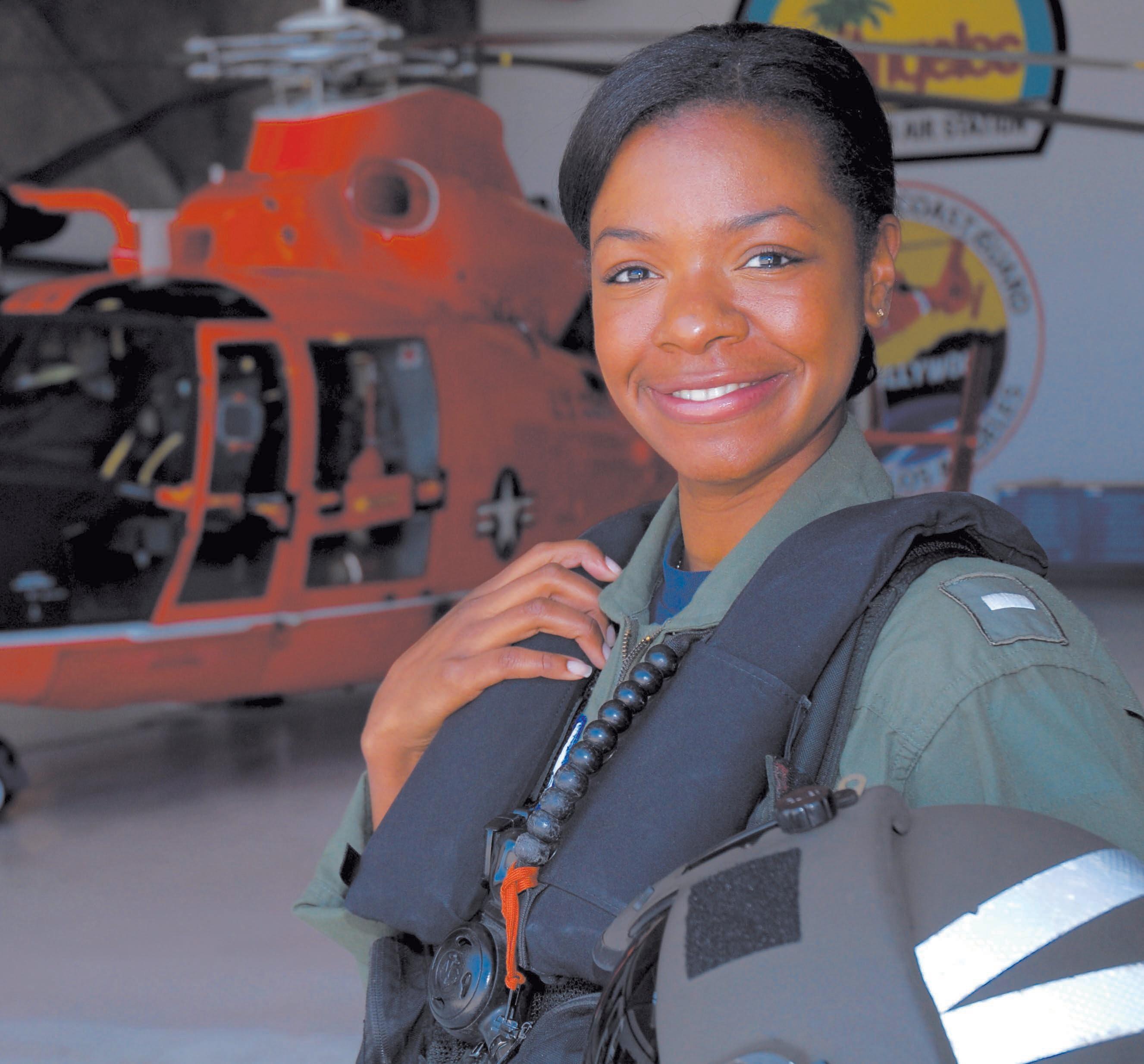 Lt. La'Shanda Holmes