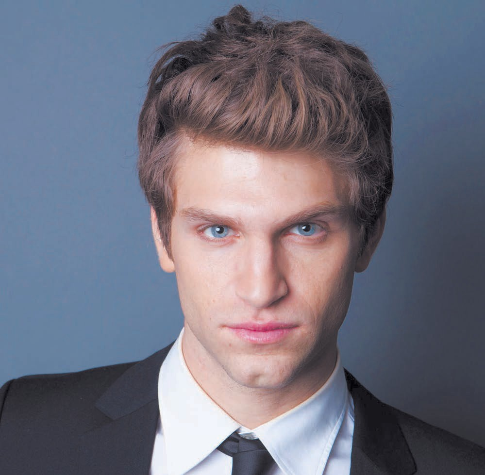 Keegan Allen of Pretty Little Liars