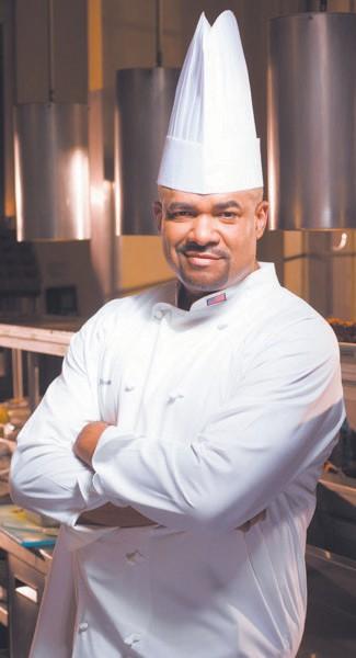 Chef Daryl Shular