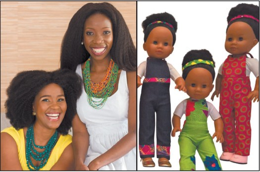 Caroline Hlahla, Khulile Vilakazi-Ofosu and The Sibahle Collection