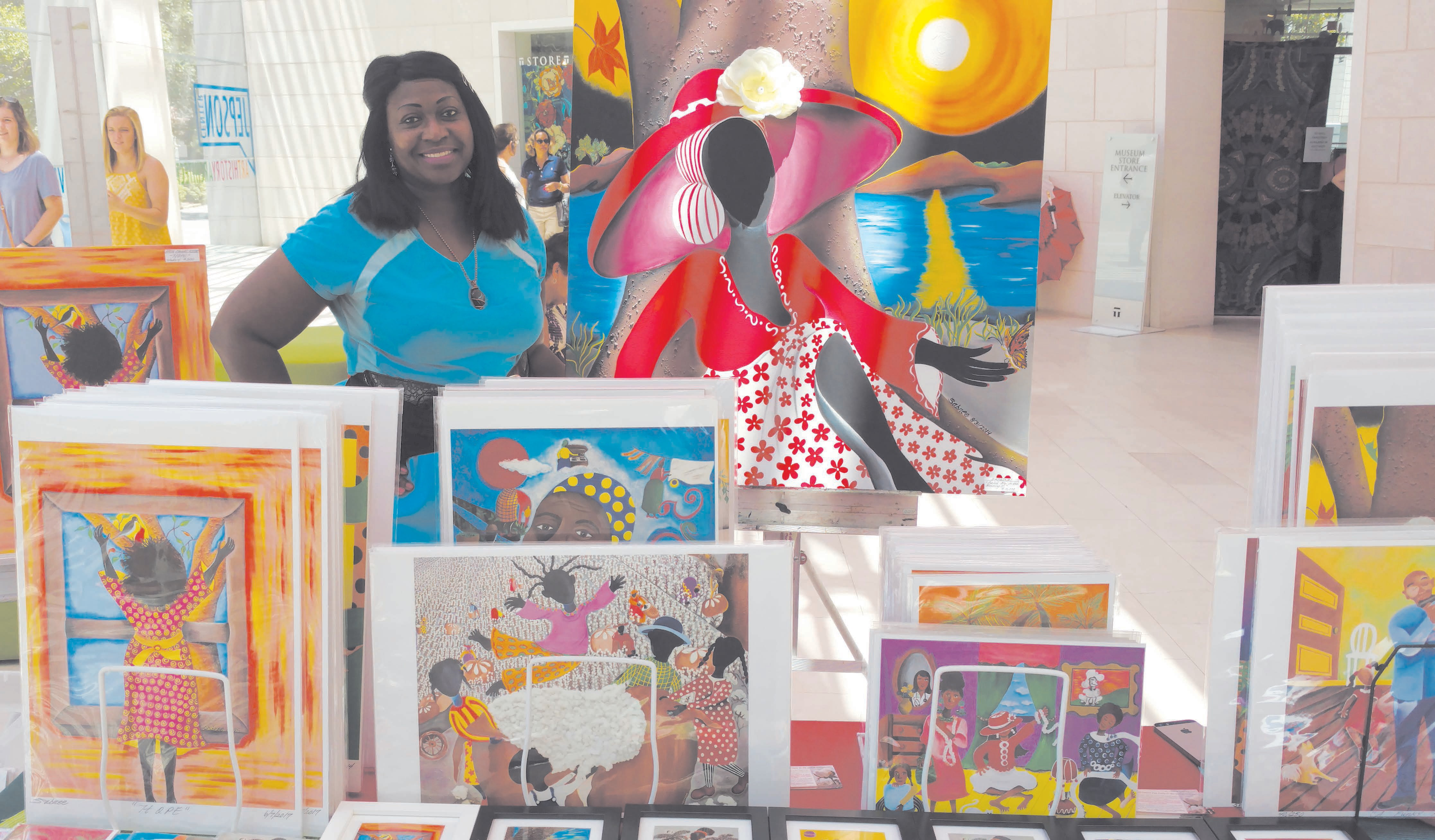 Patricia Sabree-Juneteenth Featured Artist