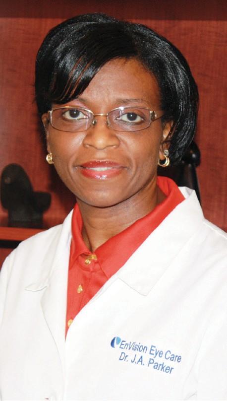 Dr. J.A Parkers