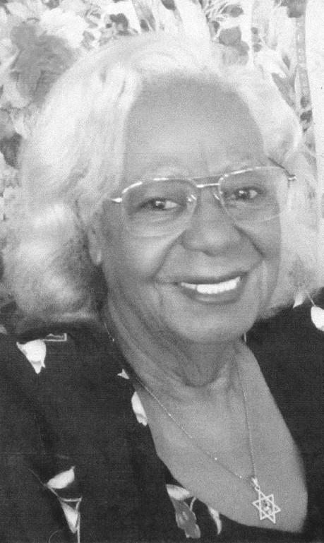 Mama Rachel Thomas