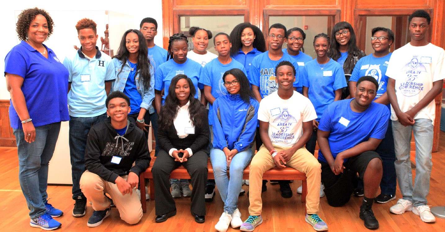 Savannah Chapter Top Teens of America