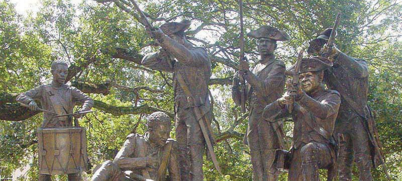 Haitian American Monument