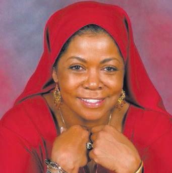 Dr. Ava Muhammad