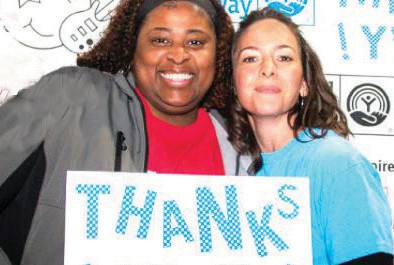 they need to succeed. Thank You for helping individuals and families build greater financial stability and lead healthier, safer lives. And, Thank You for your efforts and gifts toward recovery for those who lose so much during disasters. United Way Staff