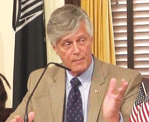 Mayor Eddie DeLoach