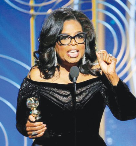 Robinson: After Trump, President Oprah doesn't seem so crazy