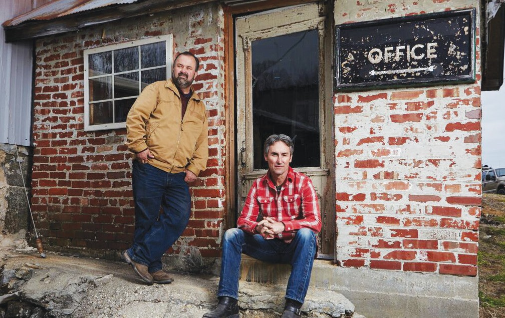american pickers to film in georgia the savannah tribune