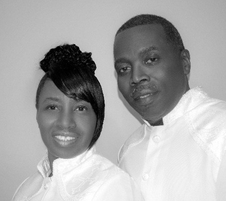 Pastor Elect and First Lady Elect Kedric and Rose Mary West