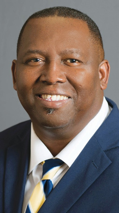 Rep. Carl Gilliard