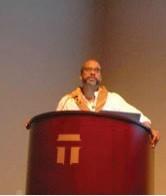 Speaker Masud Olufani