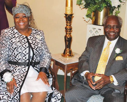 Lady Jacqueline Small & Bishop Nathaniel Small, Sr