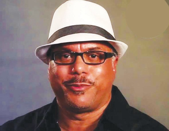 Howard Hewett, he former lead vocalist of the R&B/ soul vocal group Shalamar.