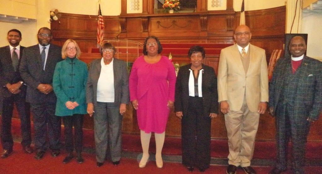 NAACP Executive Committee Sworn In