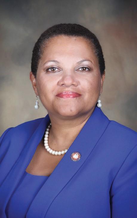 Dr. Cheryl Davenport Dozier