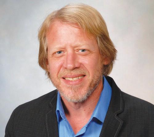 Dr. Keith Knutson