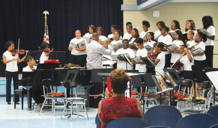BRAVO Camper's Chorus And Strings