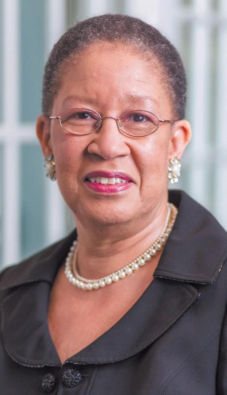 Shirley B. James 1983-Present