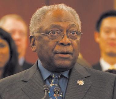 Rep. Jim Clyburn (D-S.C.)
