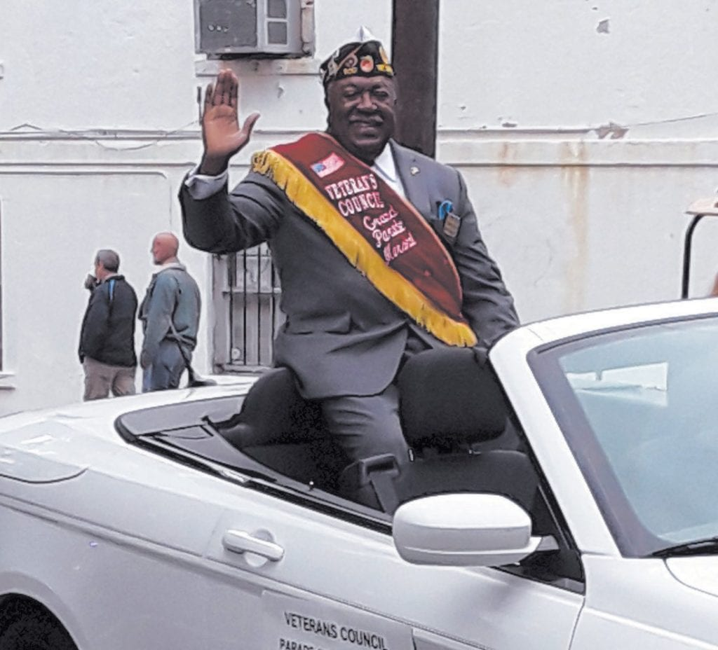 Parade Grand Marshal G. John Parker