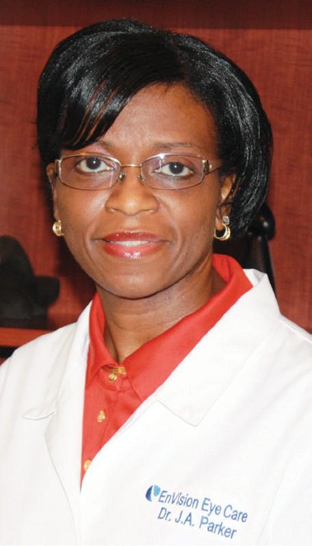 Dr. J. A. Parker