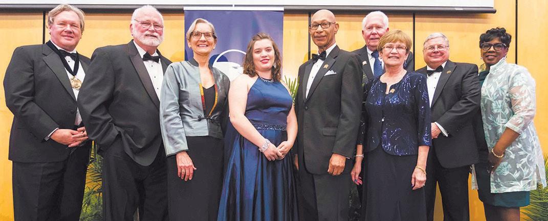 2019 Georgia Southern Alumni Association Awards Honor Service, Achievement