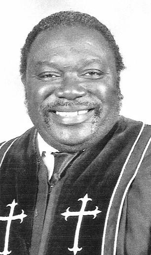 Rev. Dr. Leonard Small