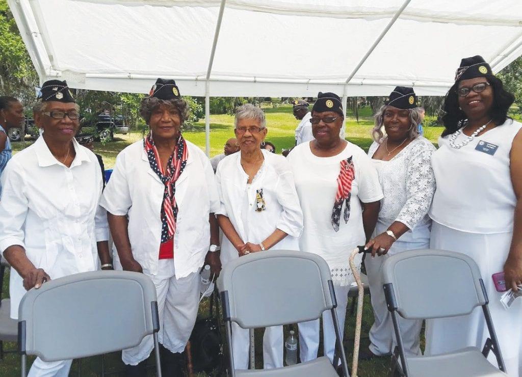 Ladies Auxiliary of the American Legion William P. Jordan Post 500