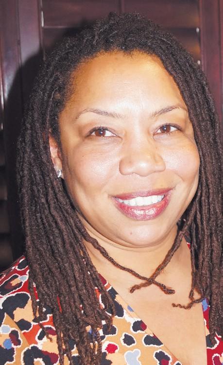 Chair Dionne Hoskins-Brown