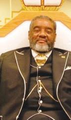 Bishop C. M Bailey