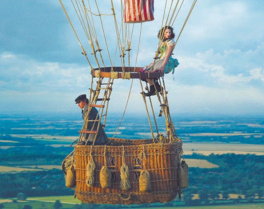 """The Aeronauts"" screening will kick off the 22nd Annual SCAD Savannah Film Festival"