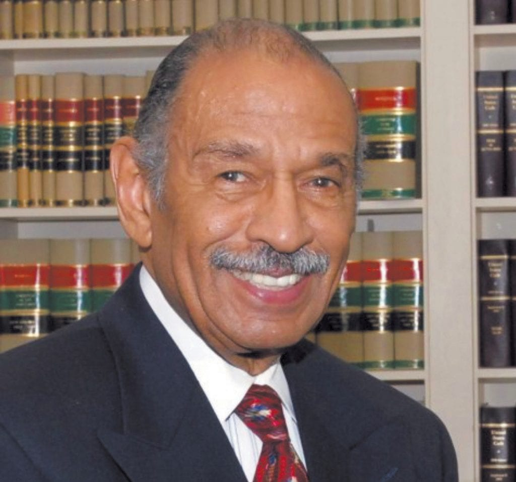 Former U.S. Congressman John Conyers (Photo: United States Congress Official Photo / Wikimedia Commons)