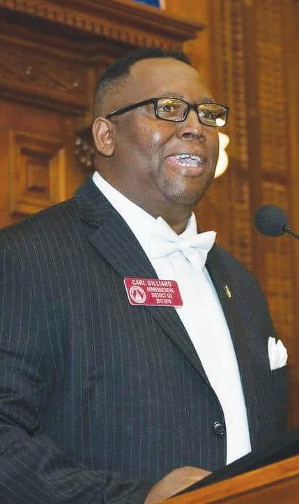 Rep. Carl Gillliard