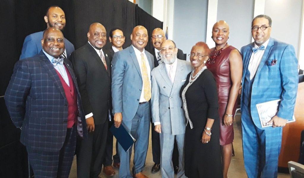 MLK Business & Community Unity Brunch Program Participants