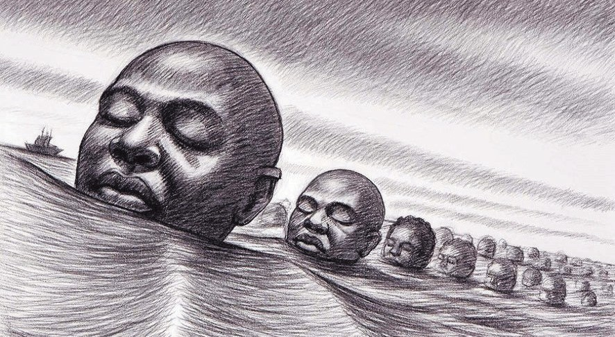 Drawing by Donovan Nelson