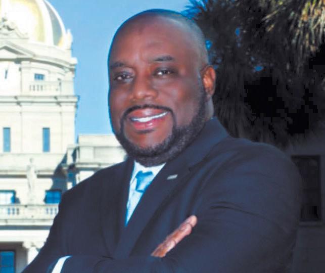 Mayor Van R. Johnson, II