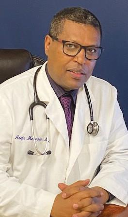 Dr. Asefa Jejaw Mekon