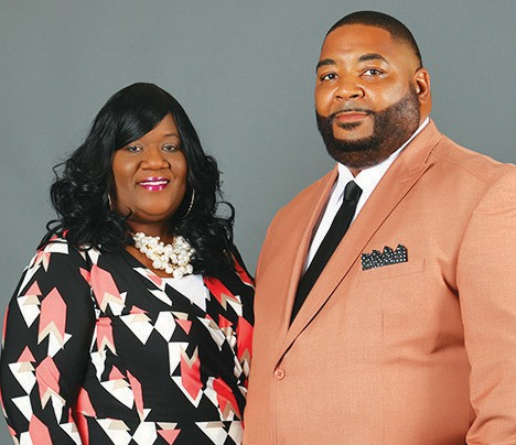 Pastor Thomas Sills and First Lady Darlene Sills
