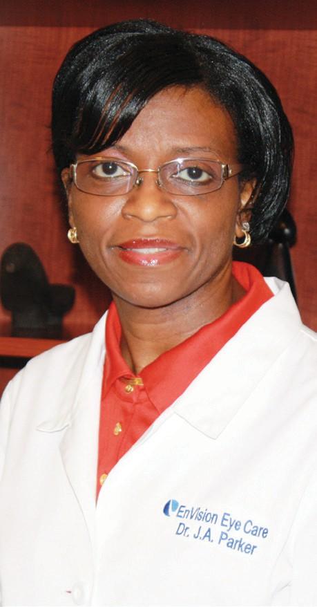 Dr. J.A. Parker