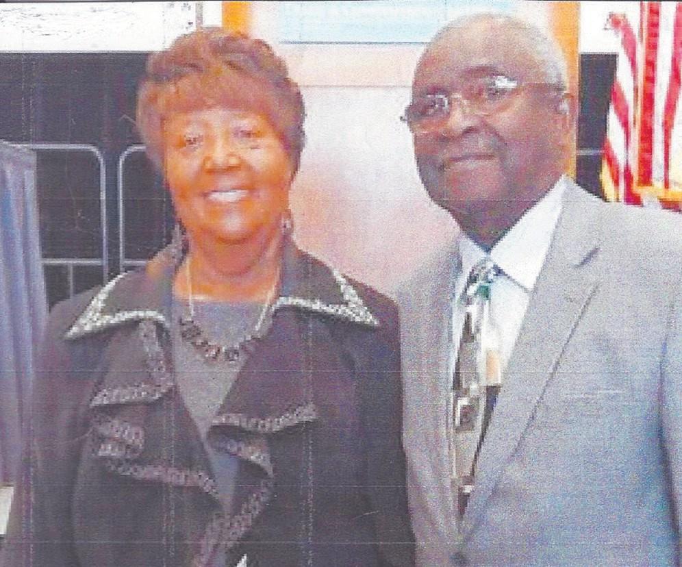 Dr. Priscilla D. and Deacon Nathaniel Thomas