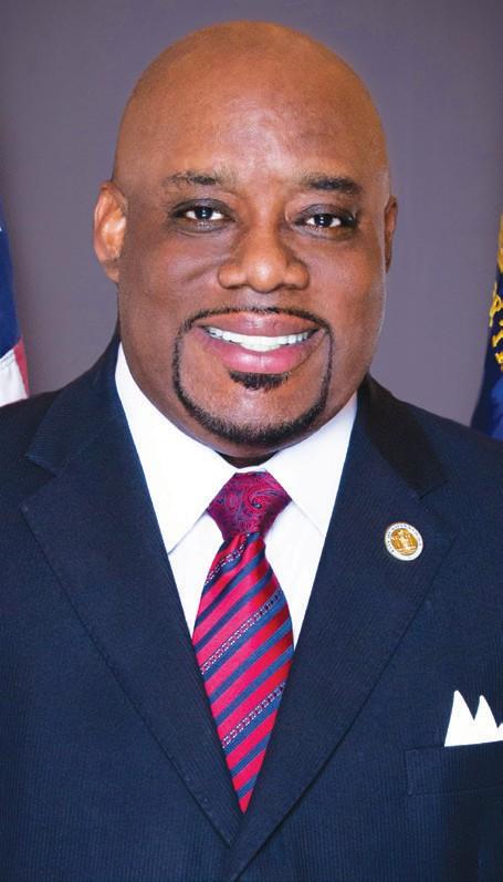 Savannah Mayor Van R. Johnson, II