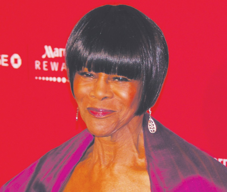 Cicely Tyson at the 2012 Time 100 gala. By David Shankbone / Wikimedia Commons
