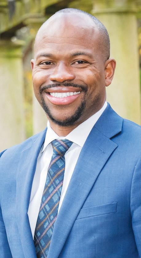 Dr. M. Brian Blake