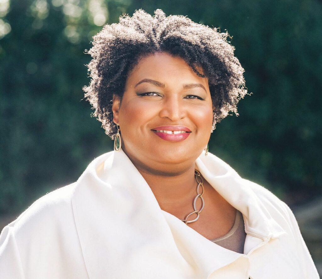 Stacey Abrams to give Summit's Keynote Address