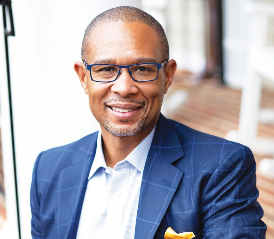 Robert James, II - President & CEO of Carver CDE